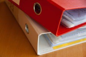 archivácia firemných dokumentov