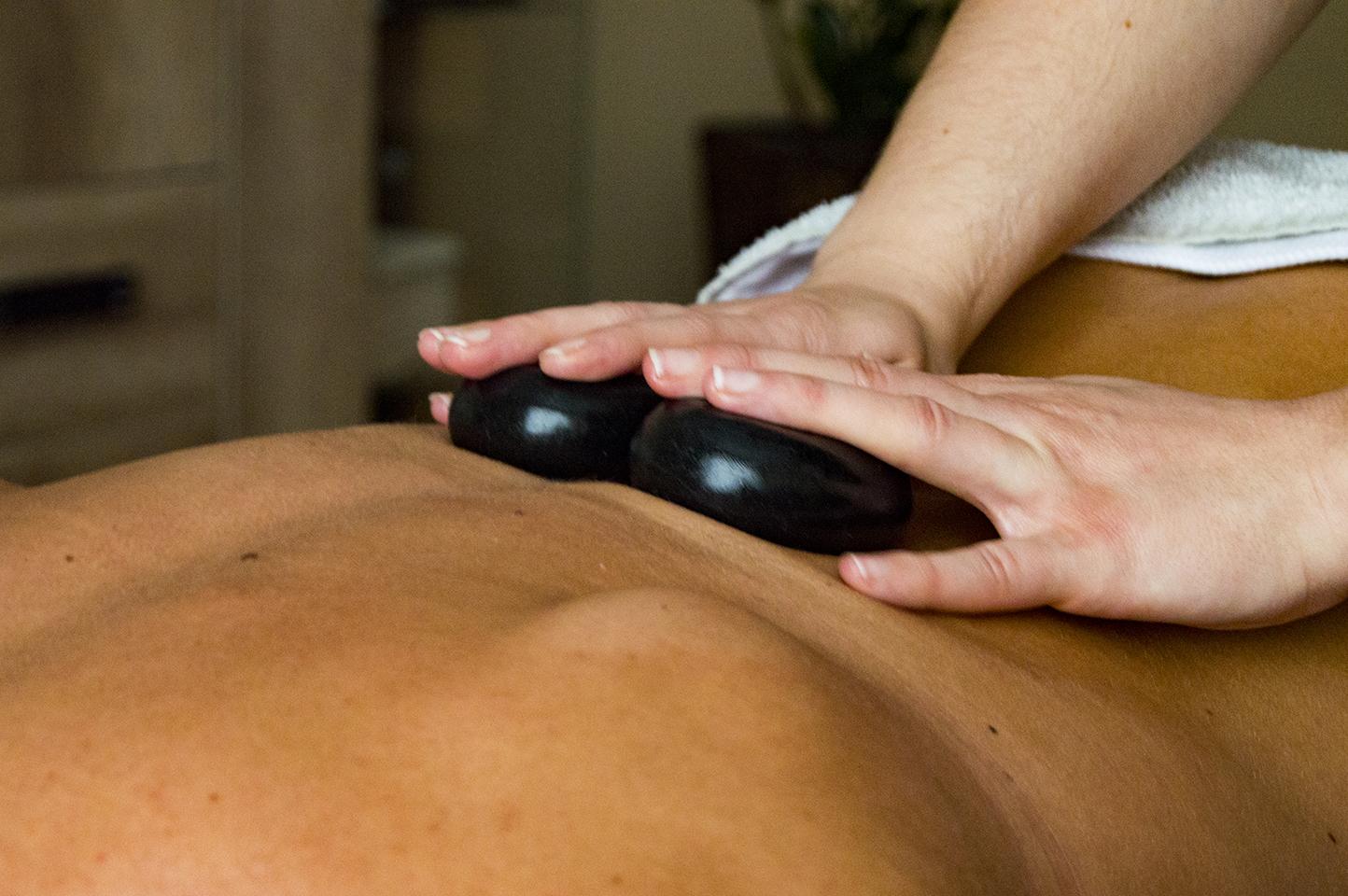 masáž lávovými kameňmi Michalovce