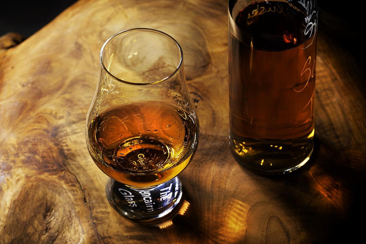 kvalitný rum