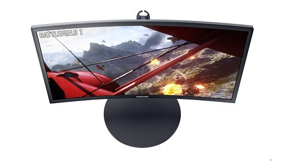herných monitorov