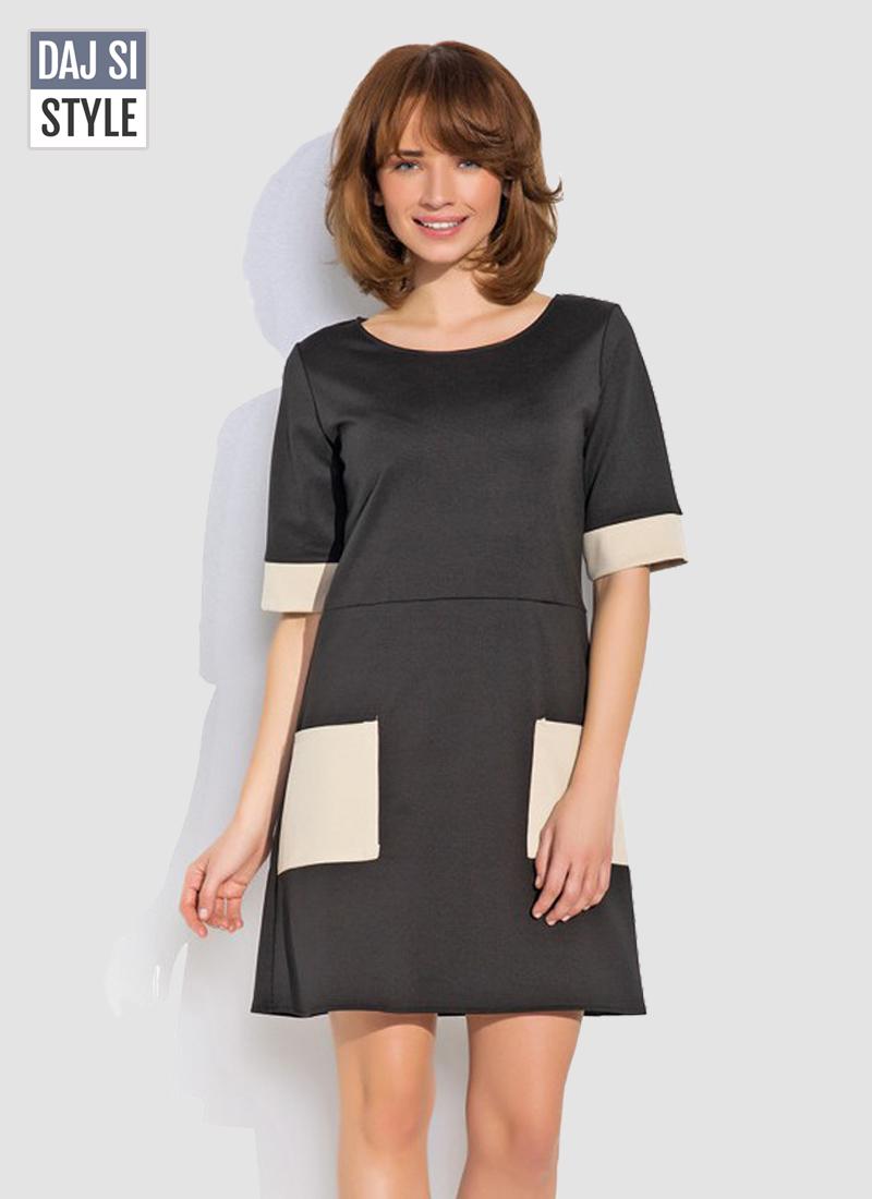 dámske šaty krátke