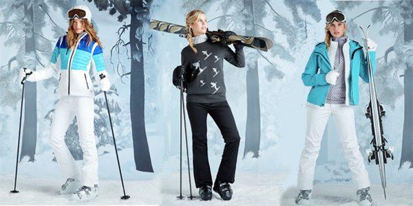 lyžiarske bundy