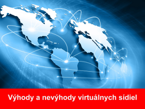 virtuálnych sídiel