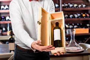 vína ako darček
